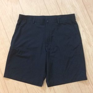 Black Grand Slam Dress Shorts Golf size 38